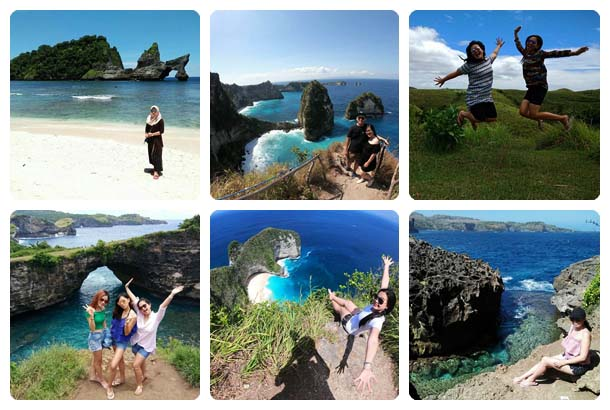 Paket 2 Days 1 Night (2D1N) Nusa Penida