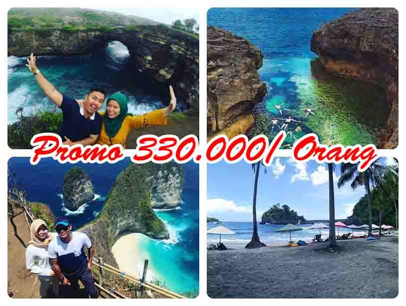One Day Trip Nusa Penida, Special Promo Rp 330.000/orang
